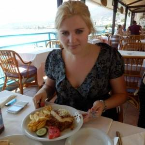 Cristinacriss 32 ani Olt - Matrimoniale Serbanesti - Olt