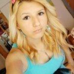 Poze cu Blondutza Ana