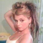 Poze cu blondina86